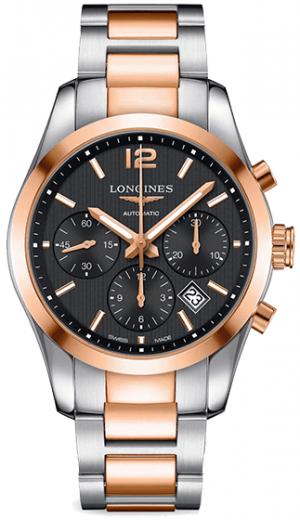 Longines Conquest Classic Men's Dress Watch L2.786.5.56.7