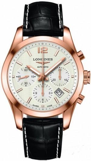 Longines Conquest Classic Men's Luxury Watch L2.786.8.76.3