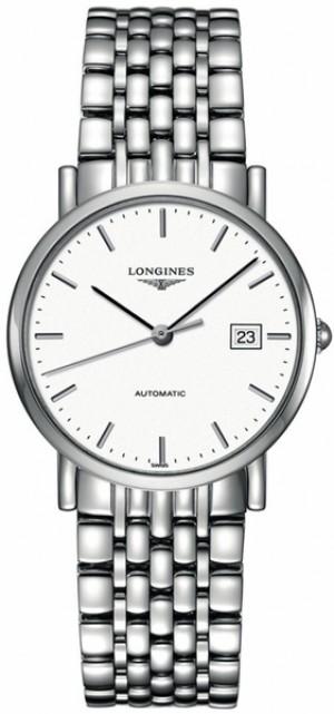 Longines Elegant Collection Women's Automatic Watch L4.809.4.12.6