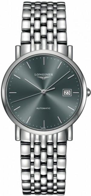 Longines Elegant Collection Automatic Women's Watch L4.809.4.72.6