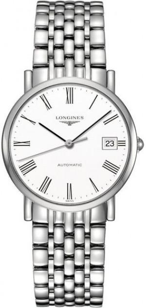Longines Elegant Collection Women's Watch L4.809.4.11.6
