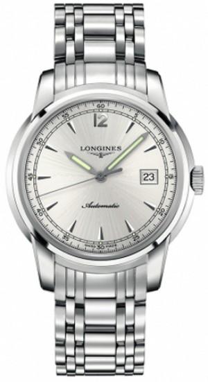 Longines The Saint-Imier Silver Dial Men's Watch L2.766.4.79.6