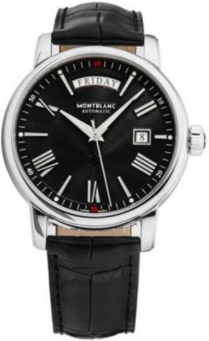 MontBlanc 4810 Day-Date Men's Watch 115936