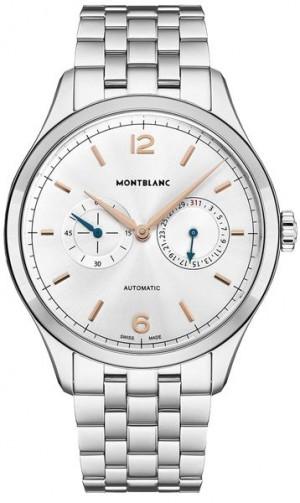 MontBlanc Heritage Chronometrie Automatic Men's Watch 114873