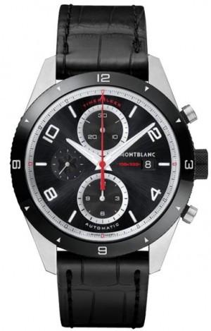 MontBlanc TimeWalker Chronograph Automatic Men's Watch 119327