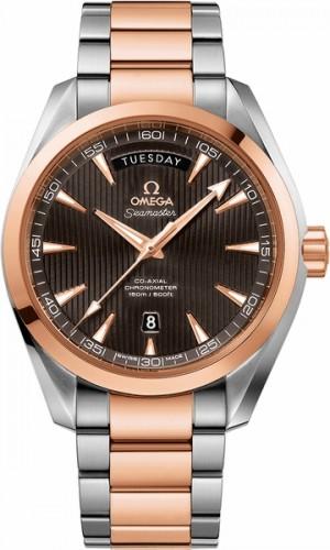 Omega Seamaster Aqua Terra Day Date Men's Watch 231.20.42.22.06.001