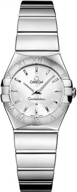 Omega Constellation Luxury Women's Watch 123.10.24.60.02.002