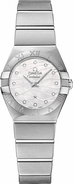 Omega Constellation 123.10.24.60.55.003