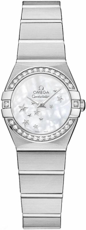 Omega Constellation 123.15.24.60.05.003
