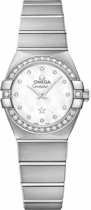 Omega Constellation 123.55.24.60.55.017