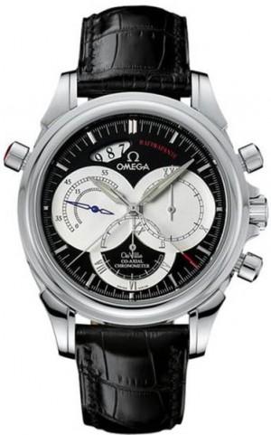 Omega De Ville Chronoscope Co-Axial Rattrapante Men's Watch 4847.50.31