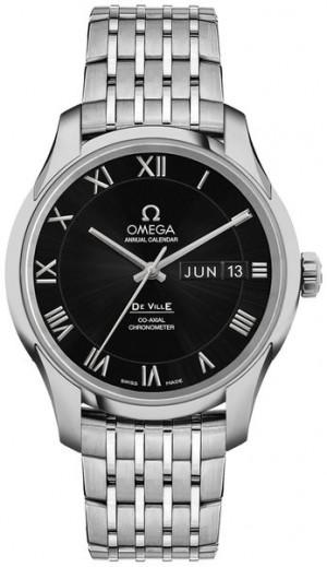 Omega De Ville Calibre 8601 Automatic Chronometer Men's Watch 431.10.41.22.01.001