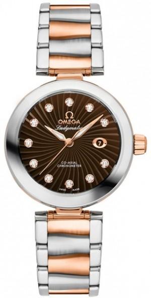 Omega De Ville Ladymatic Women's Watch 425.20.34.20.63.001