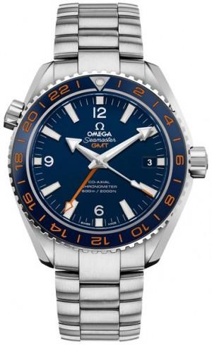 Omega Planet Ocean GMT Automatic Chronometer Men's Watch 232.30.44.22.03.001