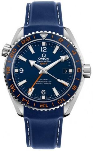 Omega Planet Ocean GMT 600M Men's Luxury Watch 232.32.44.22.03.001