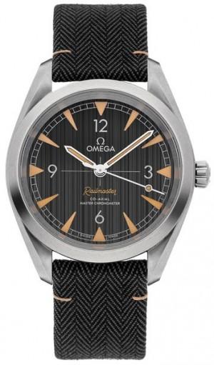Omega Seamaster Railmaster Chronometer Men's Watch 220.12.40.20.01.001