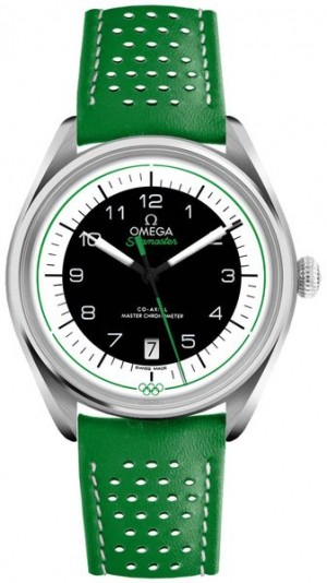 Omega Seamaster Green Olympic Edition Men's Watch 522.32.40.20.01.005