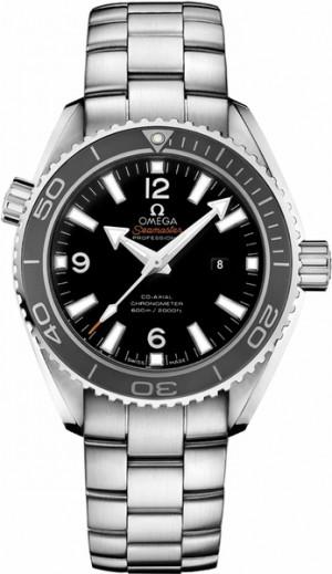 Omega Seamaster Planet Ocean Black Dial Watch 232.30.38.20.01.001