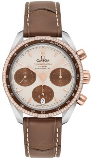 Omega Speedmaster 38 Chronograph 324.28.38.50.02.002