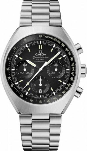 Omega Speedmaster Mark II Black Dial Chronograph Men's Watch 327.10.43.50.01.001
