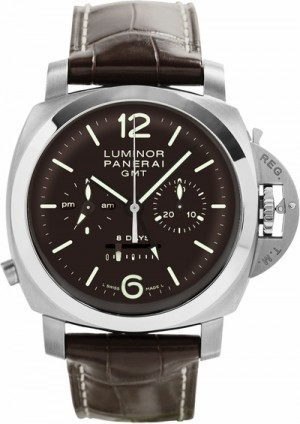 Panerai Luminor Brown Dial Men's Watch PAM00311