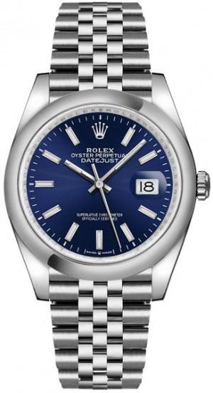 Rolex Datejust 36mm Domed Bezel Men's Watch 126200