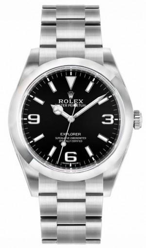 Rolex Explorer 39mm Automatic Men's Watch 214270