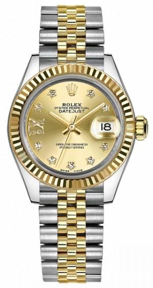 Rolex Lady-Datejust 28 Luxury Women's Watch 279173