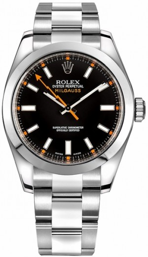 Rolex Milgauss Men's Watch 116400