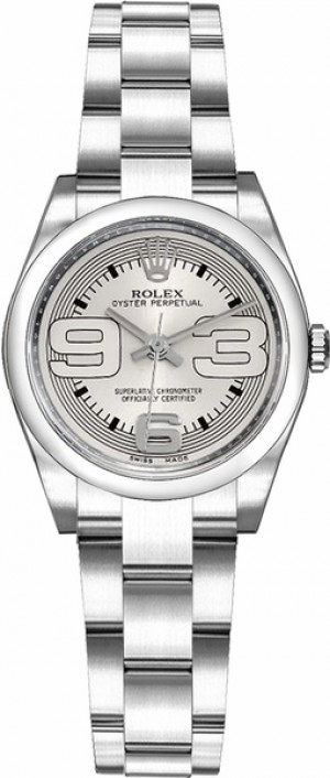 Rolex Oyster Perpetual 26 Swiss Luxury Watch 176200