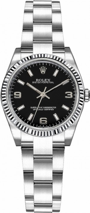 Rolex Oyster Perpetual 26 Women's Automatic Swiss Watch 176234