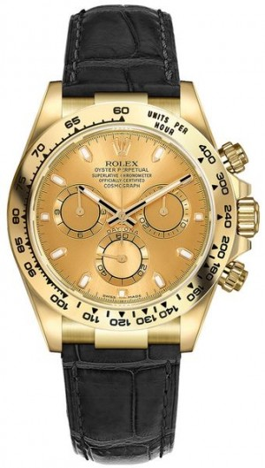 Rolex Cosmograph Daytona Men's Watch 116518