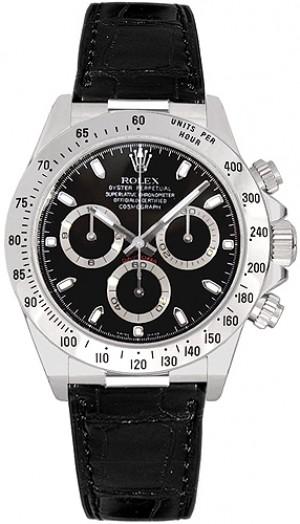 Rolex Cosmograph Daytona 40MM Men's Watch 116519
