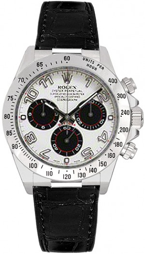 Rolex Cosmograph Daytona Men's Swiss Watch 116519