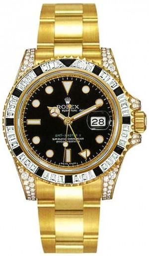 Rolex GMT-Master II Men's Watch 116758