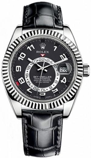 Rolex Sky-Dweller Men's Watch 326139
