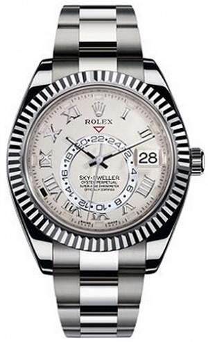 Rolex Sky-Dweller Men's Watch 326939