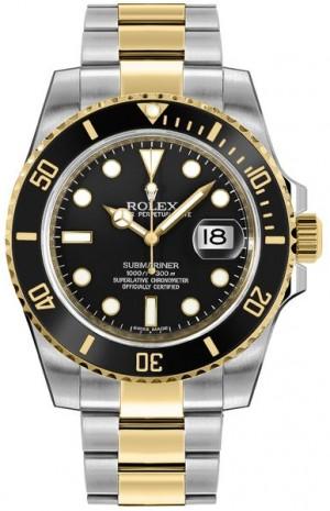 Rolex Submariner Date Men's Watch 116613LN