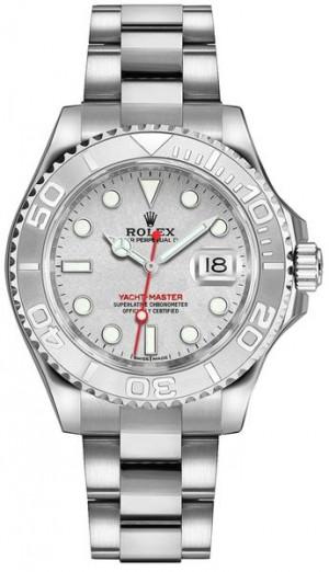 Rolex Yacht-Master 35 Women's Luxury Watch 168622
