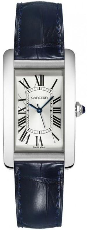 Cartier Tank Americaine Women's Dress Watch WSTA0017